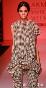 Kallol Dutta at LFW S/R 2011