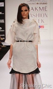Lakme Studio Sleek Mystique Magnetic Look Anand Kabra at LFW S/R 2011