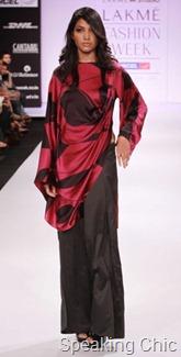 Lakme Studio Sleek Mystique Sensuous Look Anand Kabra