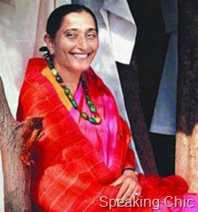 Designer Neeru Kumar WIFW