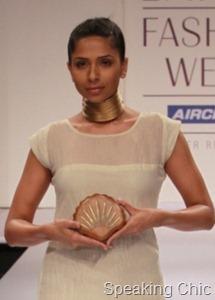 Rachana Reddy accessories at LFW S/R 2011