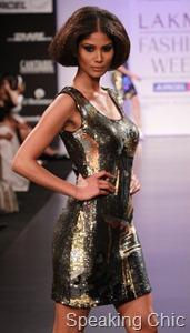 Siddarth Tytler at LFW S/R 2011