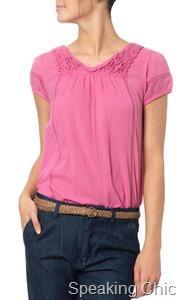 Vero Moda pink top