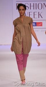 VJ Balhara at LFW S/R 2011