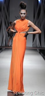 S&N Drape by Shantanu-Nikhil at WIFW A/W 2011