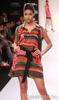 Chaitanya Rao at LFW S/R 2011