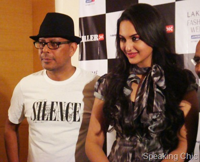 Sonakshi Sinha at Killer jeans