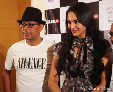 Sonakshi Sinha at Killer jeans
