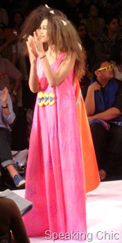 Anupama Dayal LFW S/R 2011