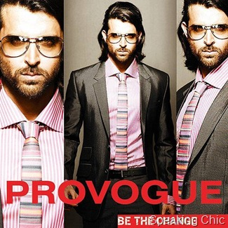 Hrithik Roshan for Provogue Be the Change