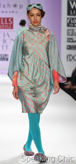 Small Shop by Jason-Anshu at WIFW A/W 2011
