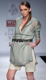 Vineet Bahl WIFW SS 2011 shorts