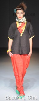 Urvashi Kaur at WIFW A/W 2011