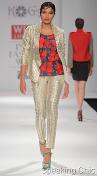 Koga by Jenjum and Jasleen at WIFW A/W 2011