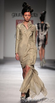 Gaurav Gupta at WIFW A/W 2011