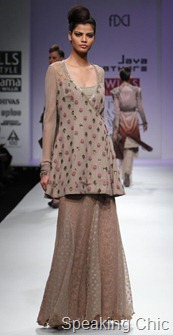 Jaya Rathore at WIFW A/W 2011