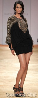 Kavita Bhartia at WIFW A/W 2011