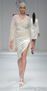 Sonia Sarin at WIFW A/W 2011