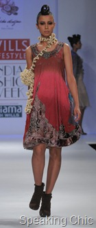 Geisha Designs at WIFW A/W 2011