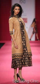 Label by Ritu Kumar at WIFW A/W 2011