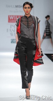 Rahul Mishra at WIFW A/W 2011