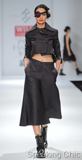 Rahul Reddy at WIFW A/W 2011