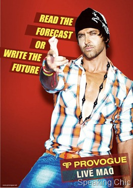 Hrithik Roshan Provogue Live Mad