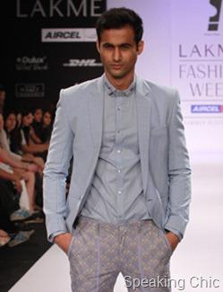 Sanjay Hingu LFW S/R 2011