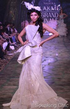 Gauri & Nainika gown LFW S/R 2011