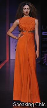 Shantanu Nikhil S&N Drape LFW S/R 2011