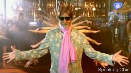 Amitabh Bachchan in Bbuddah hoga terra baap1