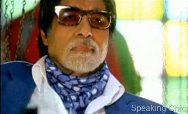 Amitabh Bachchan in Bbuddah hoga terra baap