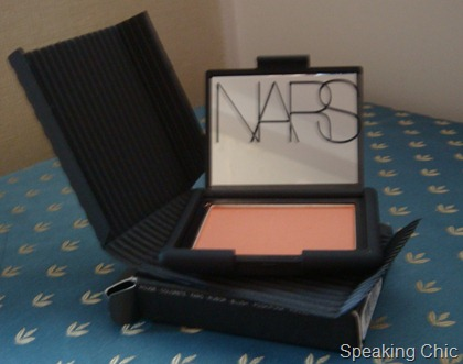 NARS blush from Sephora