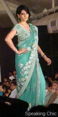 Shaina NC sari
