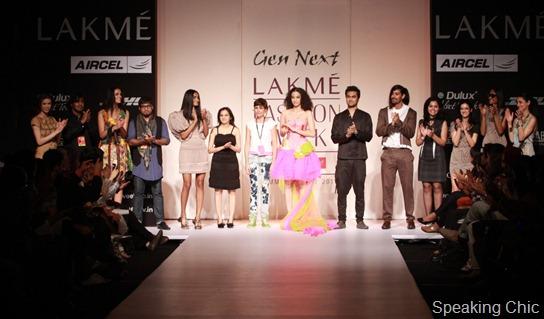 GenNext Designers at LFW SR 2011