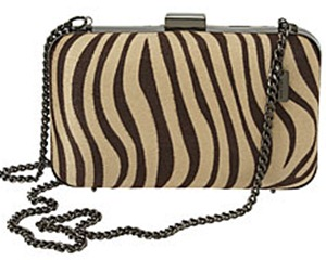 Nine West Party Box Animal Minaudiere