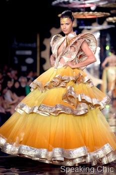 Manav Gangwani at Synergy1 Delhi Couture Week