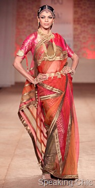 Ashima _ Leena at Synergy1 Delhi Couture Week
