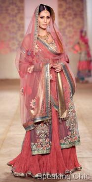 Ashima _ Leena at Synergy1 Delhi Couture Week