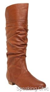 Steve Madden candence cognac boot