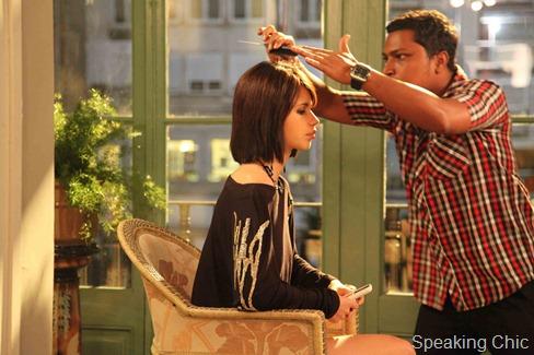Kalki Koechlin hair stylie in Zindagi na milegi dobara