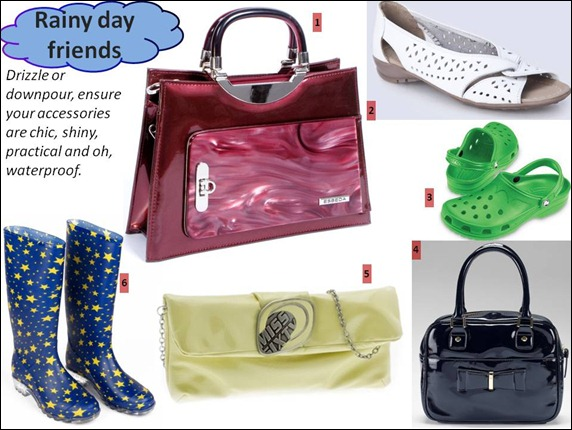Monsoon accessories- bags and shoes
