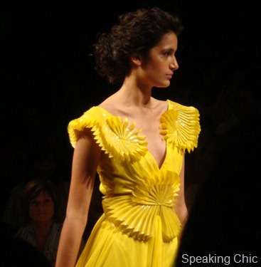 Swapnil Shinde at LFW W/F 2011