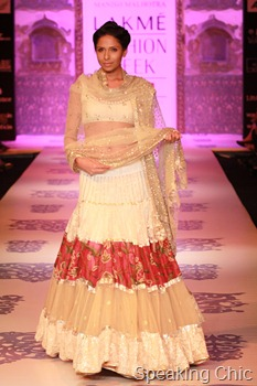 Manish Malhotra at LFW S/R 2011
