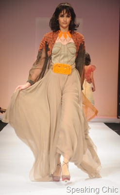 Shashank Raja and Prajwal Badwe at LFW W/F 2011- GenNext designer