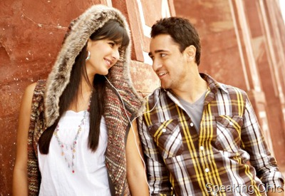 Katrina Kaif and Imran Khan in Mere brother ki Dulhan