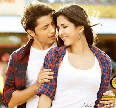 Katrina Kaif and Ali Zafar in Mere brother ki Dulhan