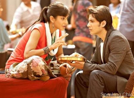 Katrina Kaif and Ali Zafar in Mere Brother ki Dulhan