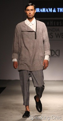 Model for Abraham & Thakore at VHIMW 2011
