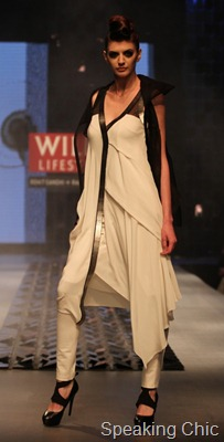 Rohit Gandhi-Rahul Khanna at WLIFW S/S 2012
